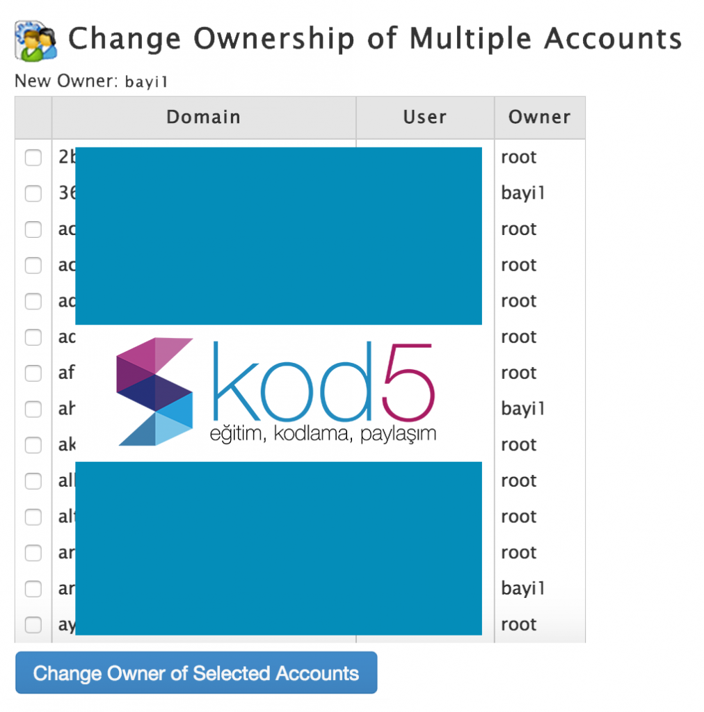 whm-change-ownership-of-multiple-accounts